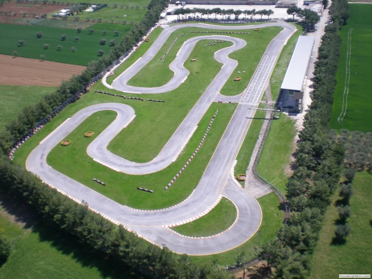 Circuito Karting : Pista cogiskart corridonia